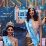 Miss Nepal 2017 is Nikita Chandak. Rojina Shrestha, Niti Shah, Sahara Basnet runner ups