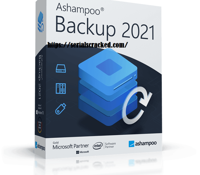 Ashampoo Backup 2021 Crack + Serial Key Free Download