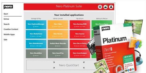 Nero Platinum 2020 Review.Nero Platinum 2020 Suite Crack V22 1 Serial Key Download