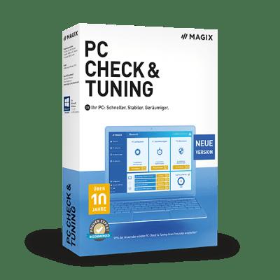 Magix PC Check Tuning Crack