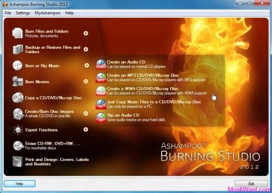 Ashampoo Burning Studio Full