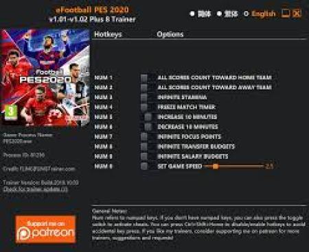 eFootball PES Serial key