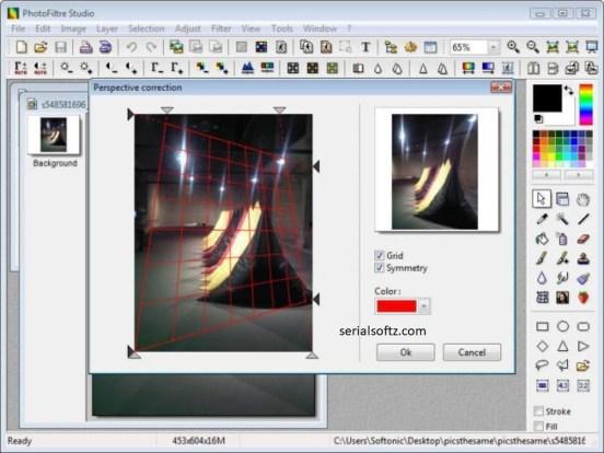 PhotoFiltre Studio X Full Crack