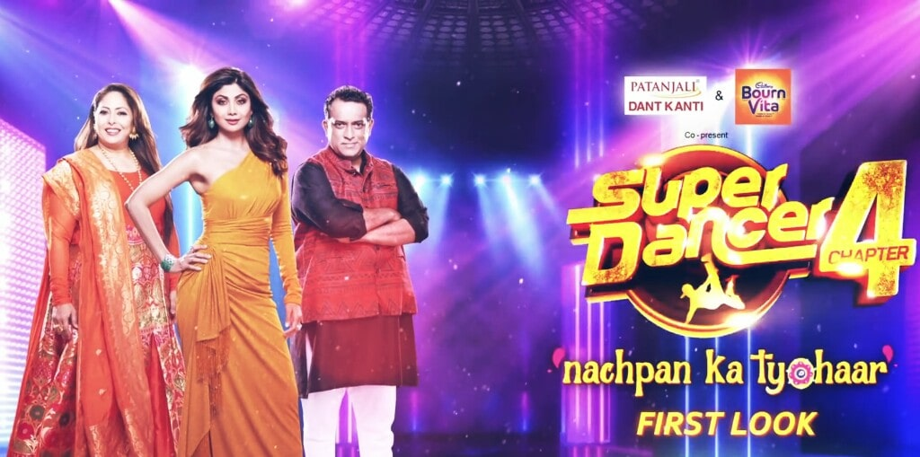 Super Dancer Chapter 4 is a reality show telecasted on Sony TV.