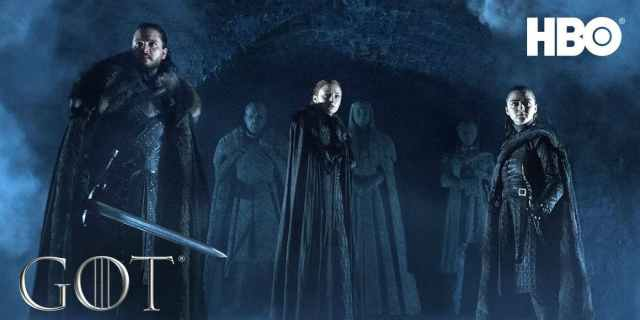 """GAME OF THRONES 8"" PRIMO TEASER CON LA DATA DI USCITA!"