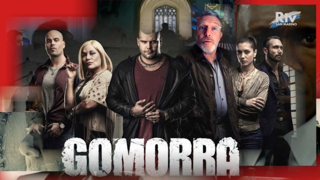 GOMORRA, I CARTOON DEL FUTURO, PATRICK DEMPSEY E…