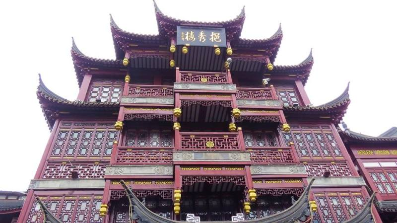 10 jours en Chine