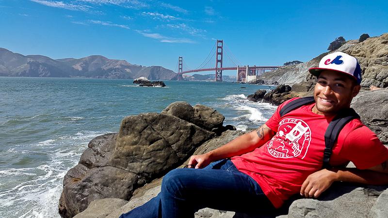 Premiers pas à San Francisco