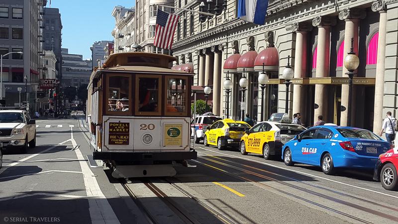 Deuxième journée à San Francisco