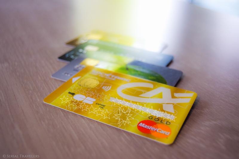 Les assurances de cartes bancaires