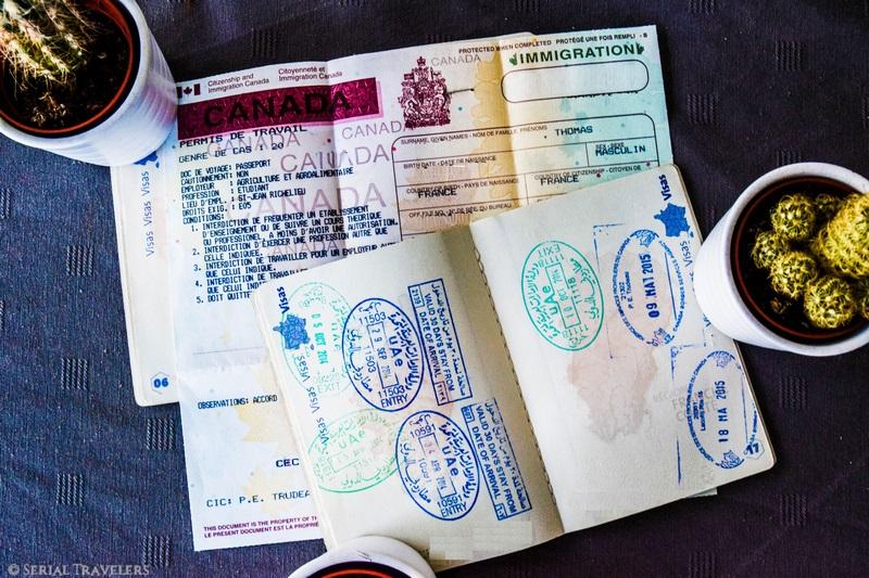Les visas