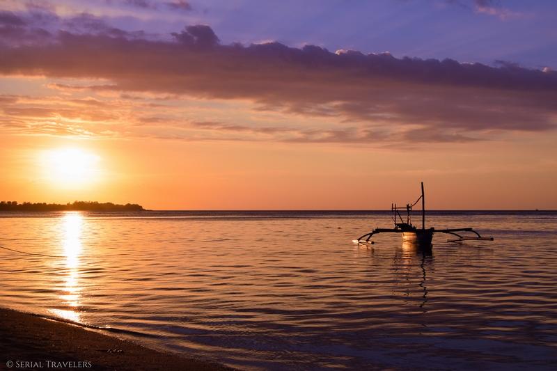 Gili Air, petit paradis sur Terre