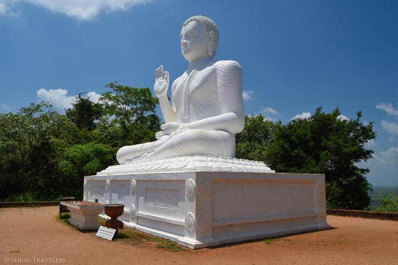 Mihintale, berceau du bouddhisme au Sri Lanka