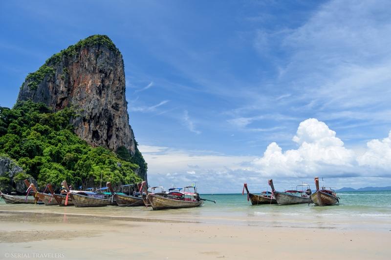 Les plages paradisiaques de Krabi