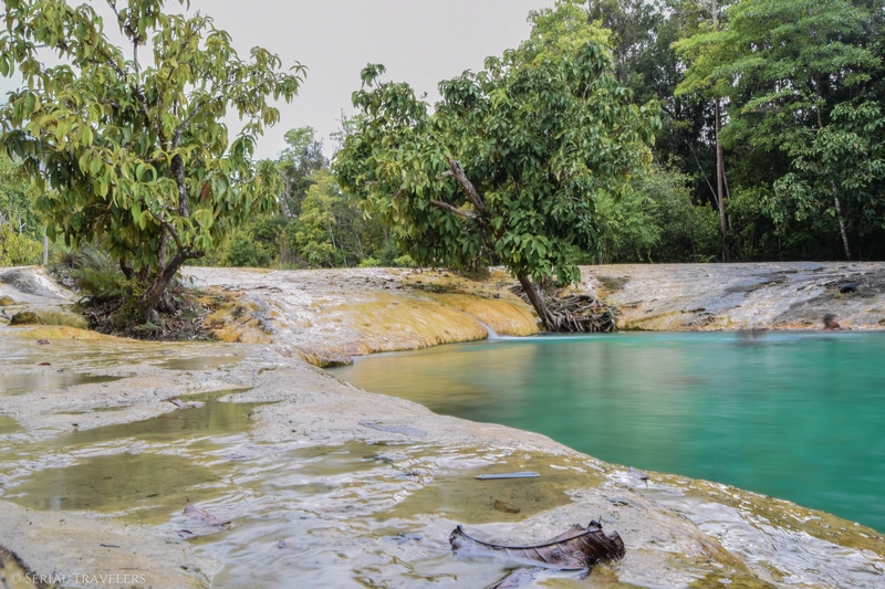 Les piscines naturelles de Krabi : Emerald & Blue Pools