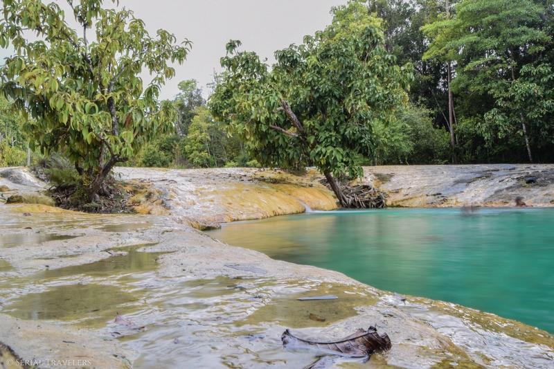 Les piscines naturelles de Krabi : Emerald & Blue Pools