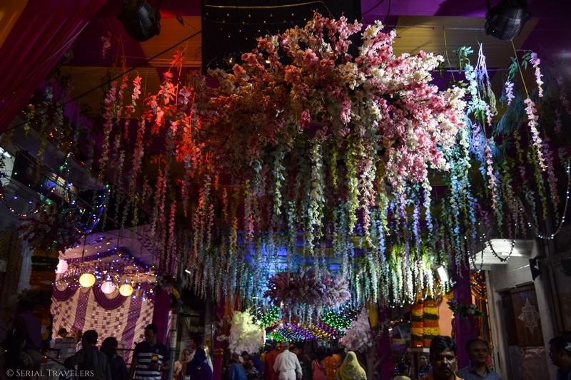 Vivre le festival de Diwali en Inde !