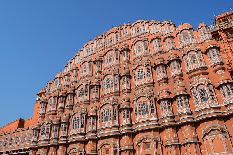 Découverte de Jaipur en 2 jours, la cité rose du Rajasthan