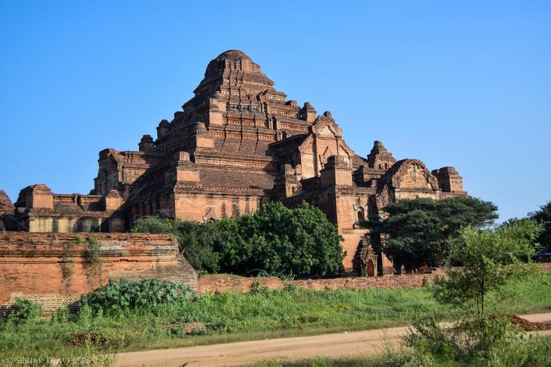 serial-travelers-myanmar-bagan-Dhamma-Yan-Gyi -temple7