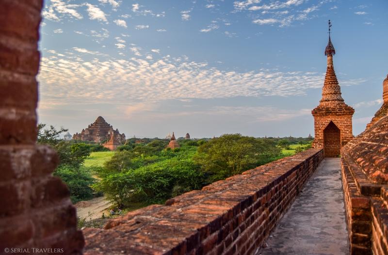 2 jours à Bagan, le royaume aux milliers de pagodes !