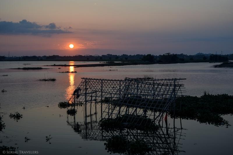 Mandalay et ses capitales royales en 2 jours