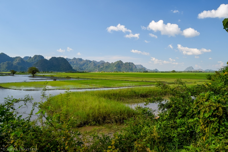 Hpa-An, le joyau du Myanmar !