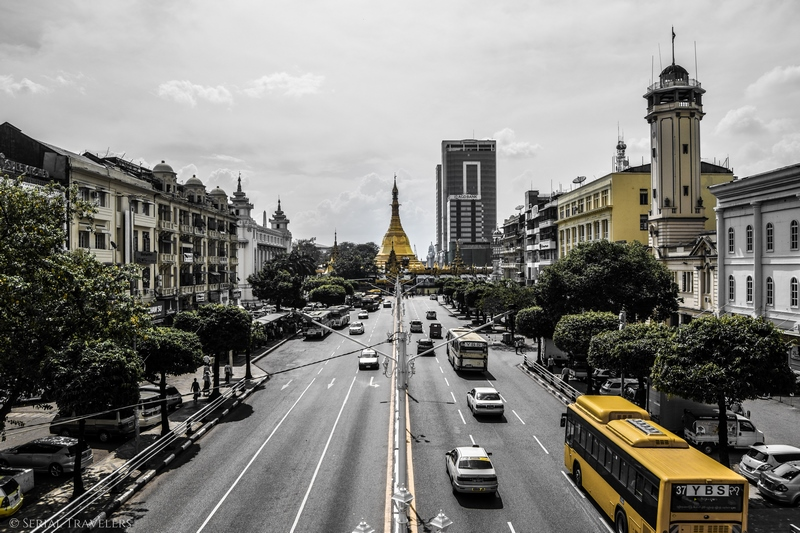 Les incontournables de Yangon en 2 jours