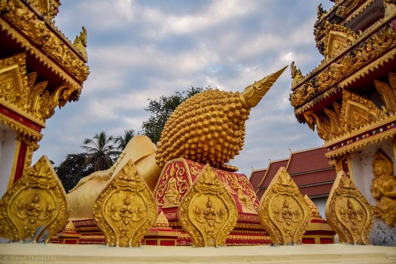 Une journée à Vientiane, la capitale (pas très sexy) du Laos