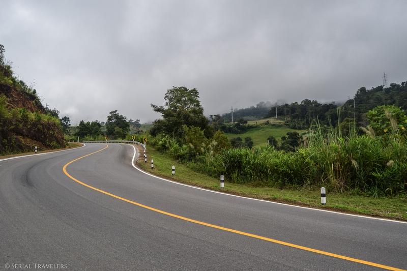 La boucle Chiang Mai - Mae Hong Son en scooter en 4 jours