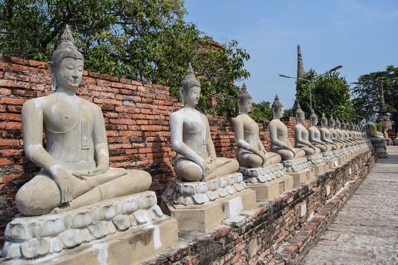 Les plus beaux temples de l'ancienne cité royale d'Ayutthaya en une journée