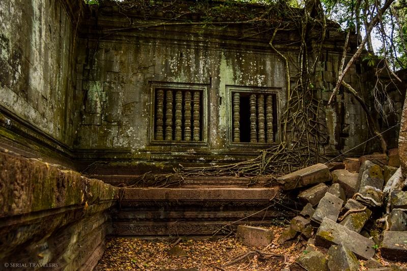 Beng Mealea, le joyau des temples d'Angkor !