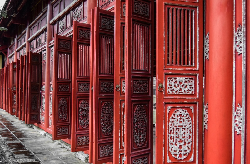 Hué et sa cité impériale
