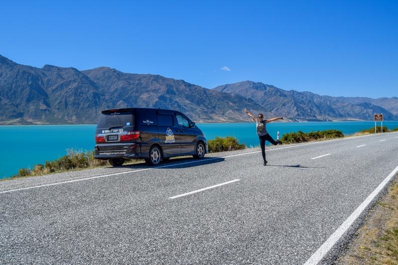1 mois de roadtrip en Nouvelle-Zélande : bilan, astuces, itinéraire et budget