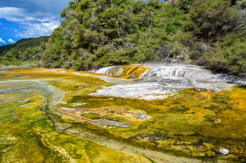 Waimangu Volcanic Valley, où comment remonter aux origines de la Terre