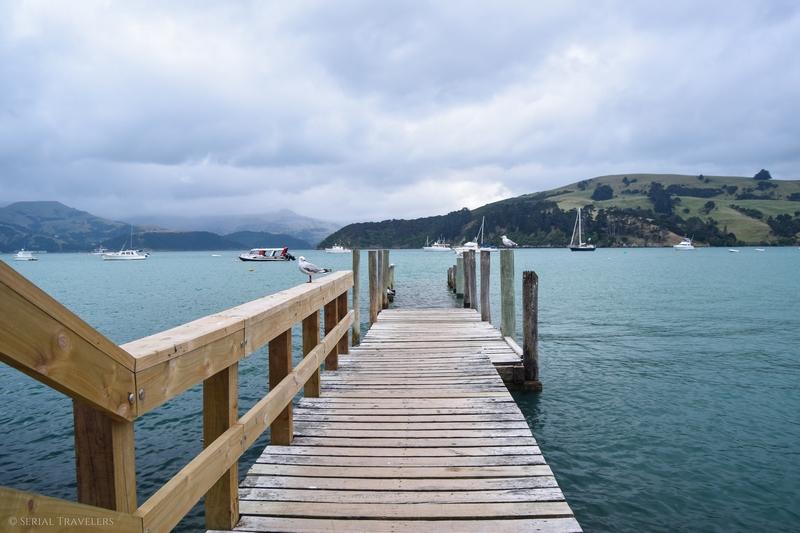 Akaroa, la contrefaçon française de Nouvelle-Zélande !