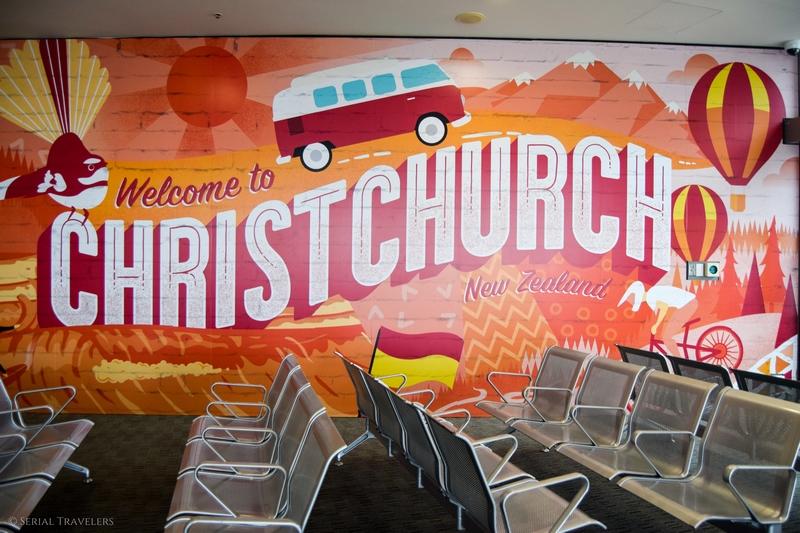 Christchurch, capitale de l'île du Sud encore meurtrie...