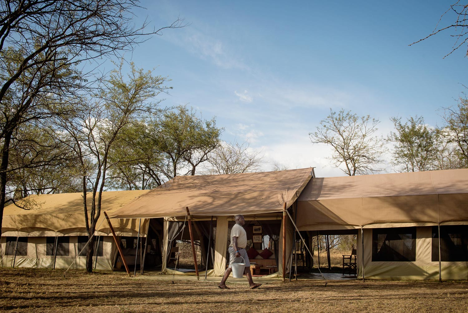 Alex Walker Serengeti Mobile Mess tent