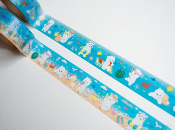 100円ショップ マスキングテープ(株式会社アミファ)