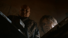 Lord Varys y Tyron Lannister