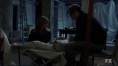 Elizabeth y Philip.