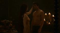 Hija de la luz e hijo de Baratheon