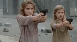niñas soldado
