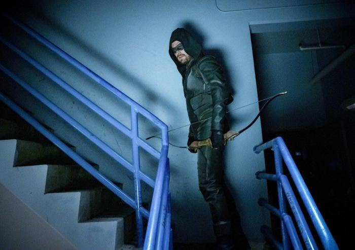 Arrow 8×01: Starling City
