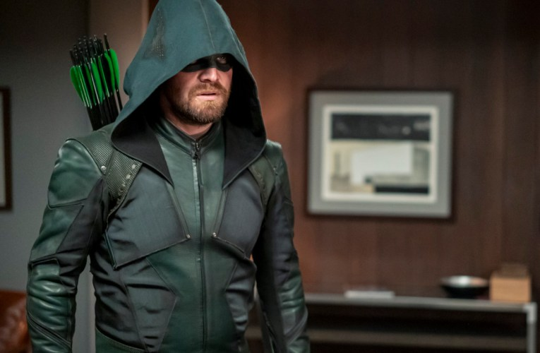 Arrow 8×06 Review: Reset