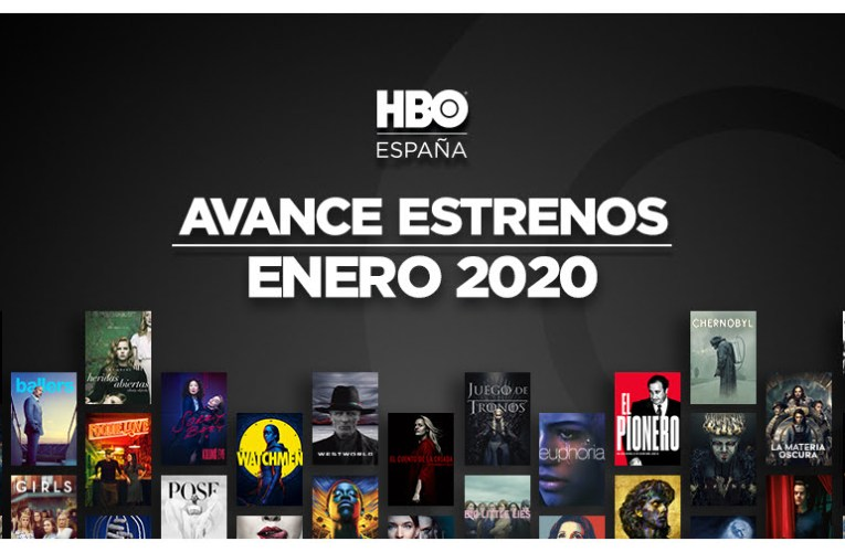 Nuevo año, nuevas series en HBO