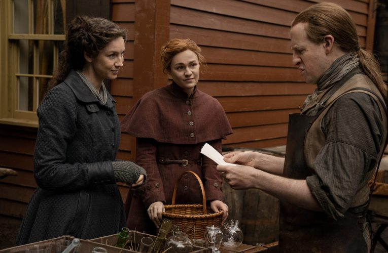 "'Outlander' Secretos (in)confesables IV: ""Mercy Shall Follow Me"""