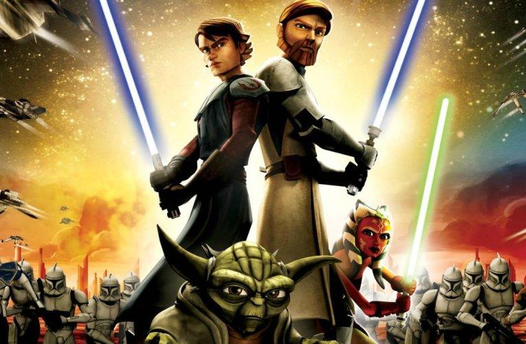 Arcos que ver de The Clone Wars