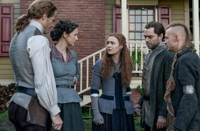 "Outlander 5×11 Review: ""Journeycake"""