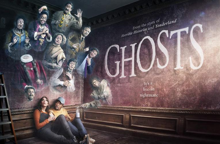 Ghosts: una ración de espíritus y humor británico