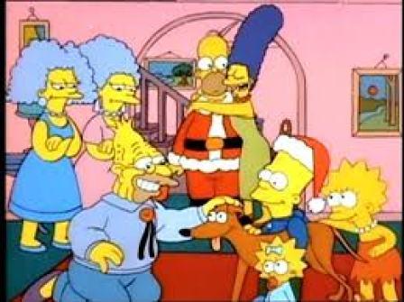 los simpson: episodios más navideños